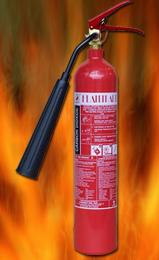 Flammart CO2 2KG